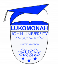 LUKOMONAH JOHN UNIVERSITY